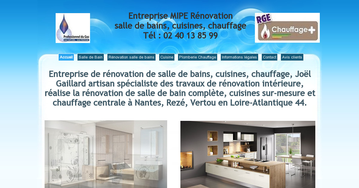rnovation salle de bain nantes renovation salle de bain nantes r novation de salle bain et wc. Black Bedroom Furniture Sets. Home Design Ideas